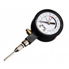 SELECT Pressure gauge analogue with needle