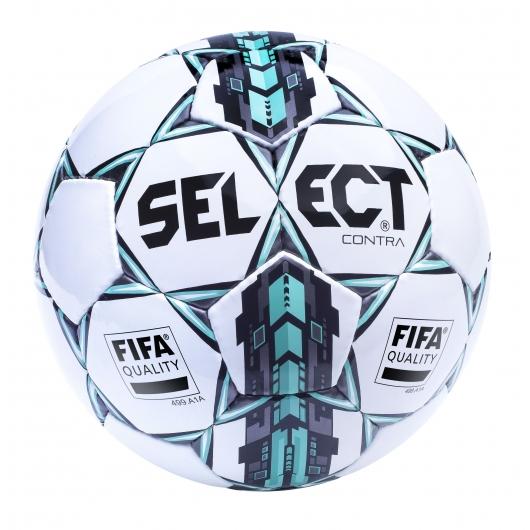 М'яч футбольний SELECT Contra (FIFA Quality)