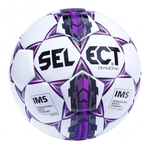 М'яч футбольний SELECT Diamond IMS
