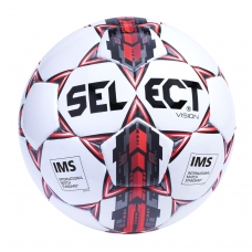 М'яч футбольний SELECT Vision (IMS)
