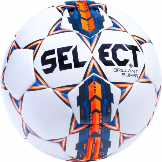 М'яч футбольний SELECT Brillant Super