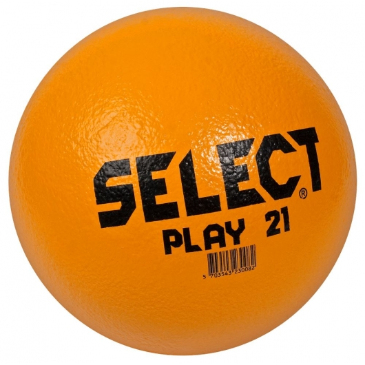 М'яч гандбольний SELECT Play foamball w/PU skin