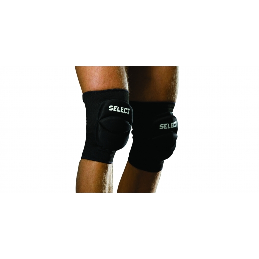 Elastic Knee support with pad