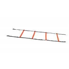 Agility ladder rubber