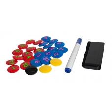 Набор аксессуаров для тактических досок SELECT Magnet set