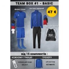 SELECT TEAM BOX #1 - BASIC