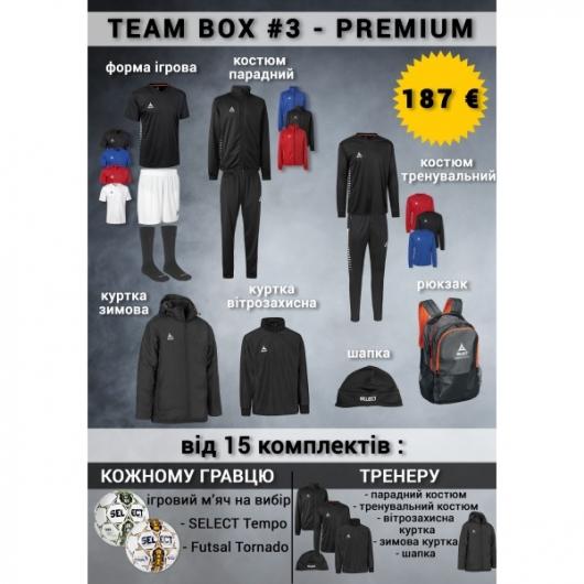 SELECT TEAM BOX #3 - PREMIUM