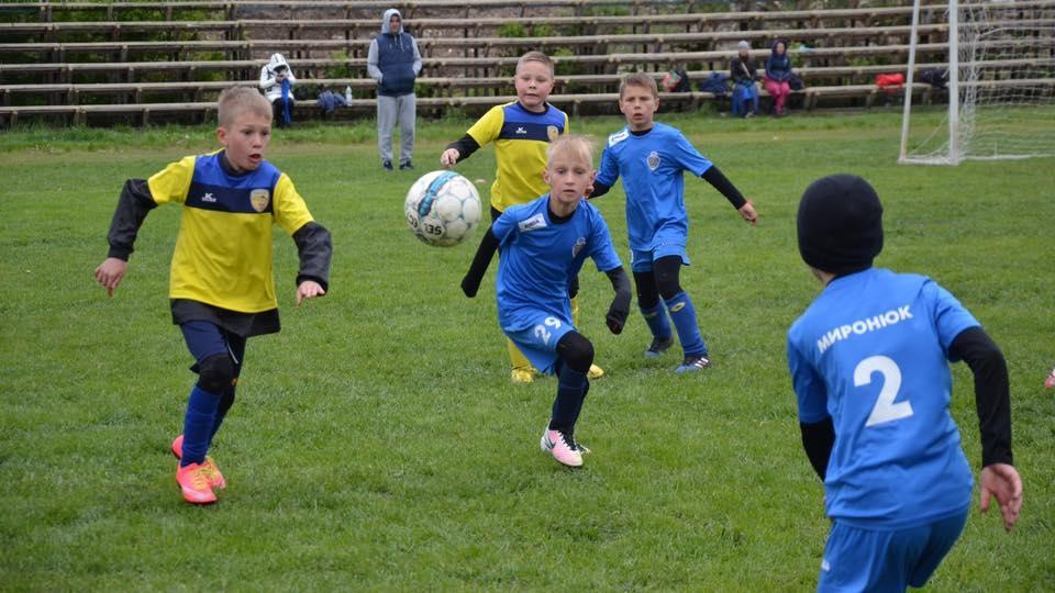 Компанія Select Sport підтримала проведення Кубка чемпіонів у Тернополі