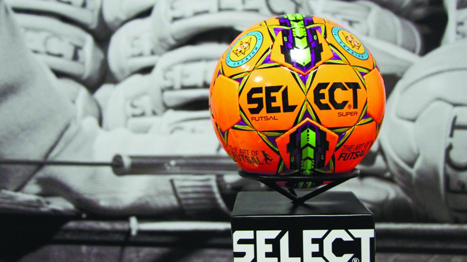 Асоціація футзалу України продовжує стратегічне партнерство з Select Sport