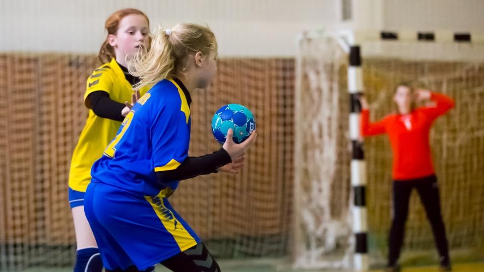 У Києві пройшов чемпіонат з гандболу на призи Людмили Бобрусь-Порадник