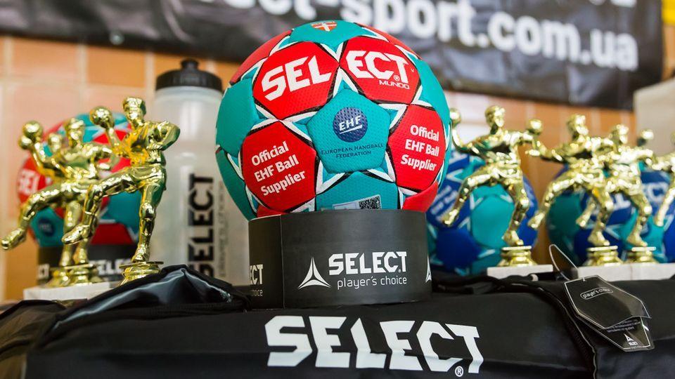 Компанія SELECT Sport Україна виступила технічним спонсором дитячого гандбольного турніру з майже 50-річною історією