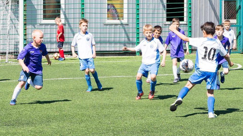 У Києві за підтримки Select Sport пройшов дитячий турнір Junior's Dream Cup