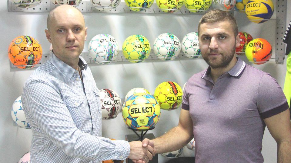 Select Sport стане спонсором всеукраїнського турніру «В9КУ»