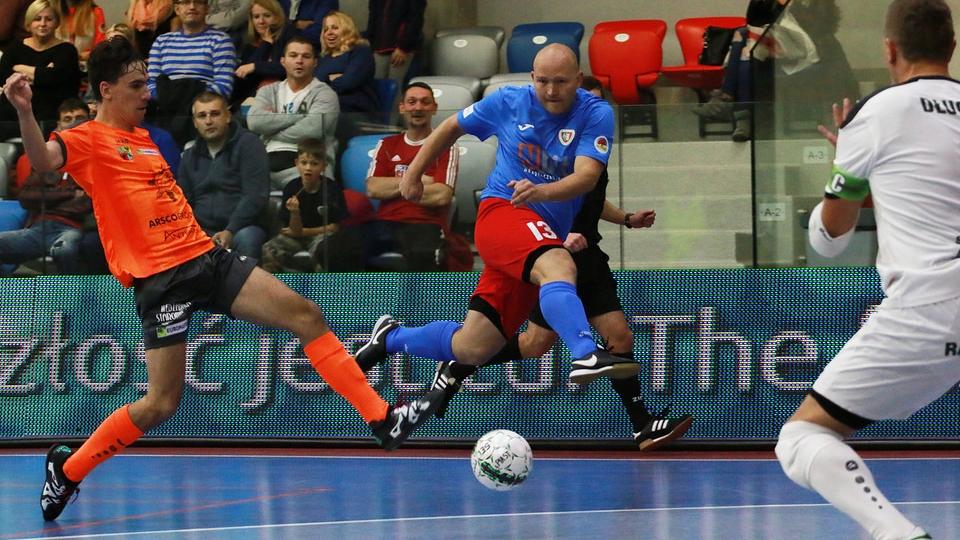 Select Futsal Super став офіційним м'ячем польської Екстракляси