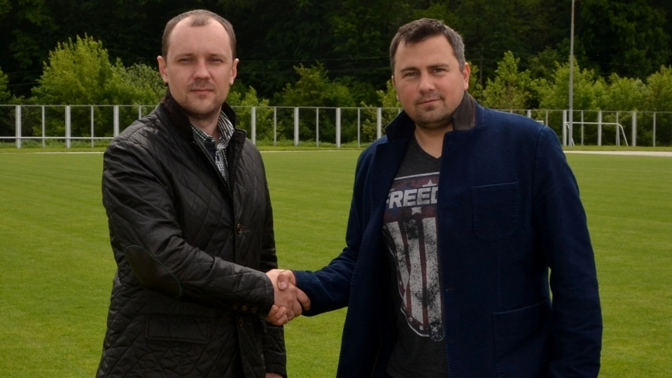 SELECT став технічним спонсором Обухівської міської федерації футболу