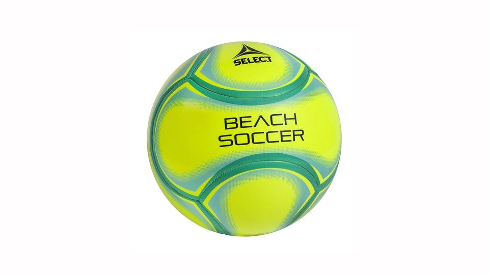 Представляємо вашій увазі новий професійний м'яч для пляжного футболу