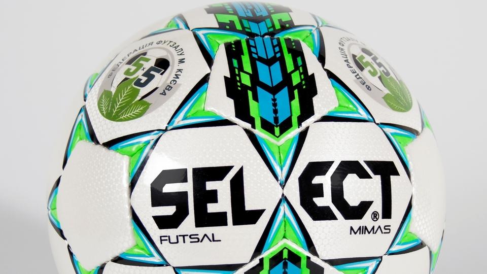 Futsal Mimas став офіційним м'ячем ФФзК