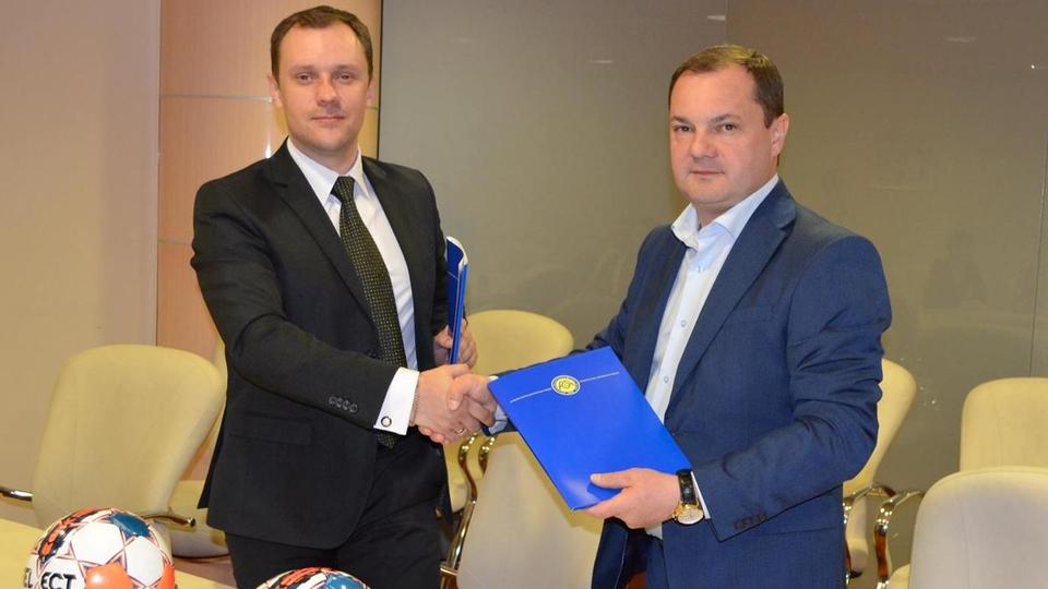 Select став технічним спонсором Асоціації аматорського футболу України