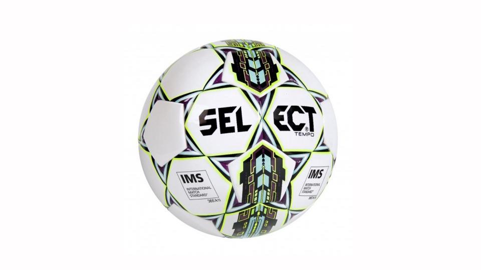 Незабаром почнеться старт продажів нового м'яча Select Tempo на території України
