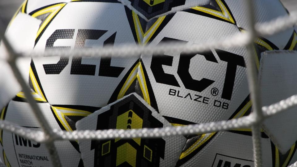 Футбольный мяч Select Blaze DB с эксклюзивной структурой поверхности