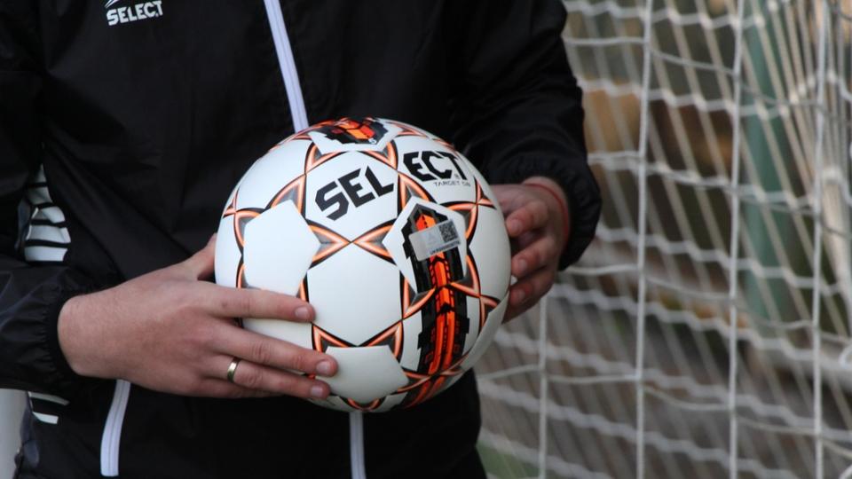 Select Target DB - швидкий футбольний м'яч