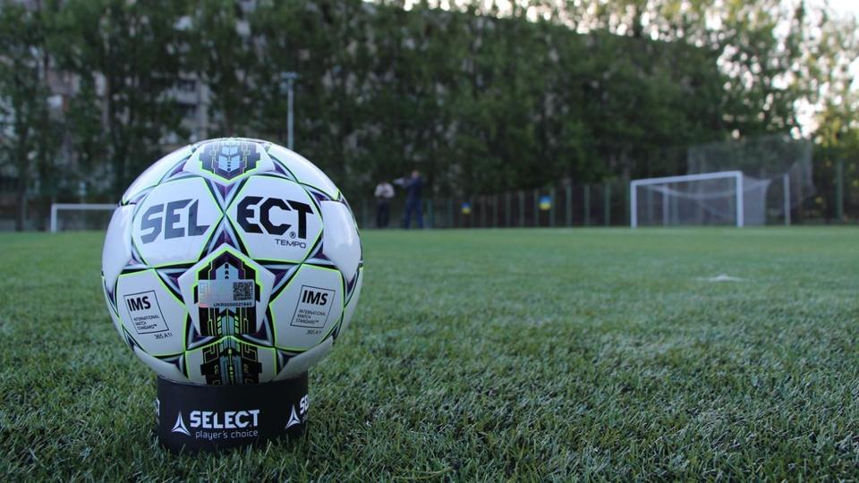 SELECT Tempo IMS - перший термоскріплений м'яч в історії компанії