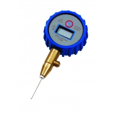 Манометр SELECT Pressure gauge digital with needle