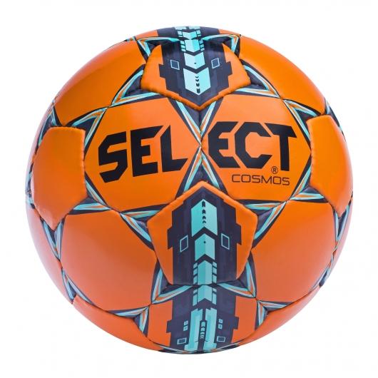 М'яч футбольний SELECT Cosmos Extra Everflex, orange