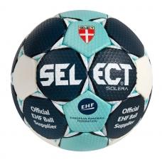 М'яч гандбольний SELECT Solera - blue/sky blue/white
