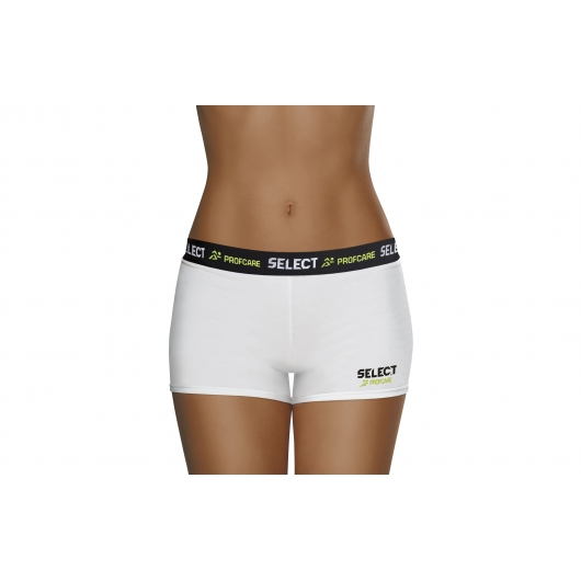 Компресійні шорти SELECT Compression shorts, women 6402W