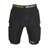 Компресійні шорти SELECT Compression shorts with pads 6421