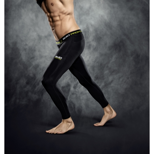 Термоштани Compression pants (long), men's 6405