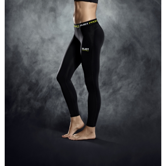 Термоштани SELECT Compression tights - women 6406w