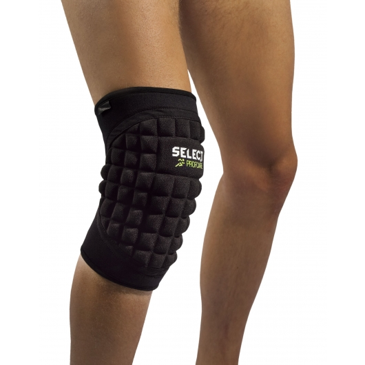 Наколінник SELECT Knee support with large pad 6205