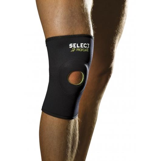 Наколінник з отвором SELECT 6201 Open patella knee support