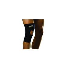 Наколенник SELECT Elastic Knee support with hole