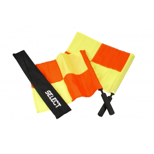 Прапорці арбітра-професіонала SELECT Lineman's flag professional