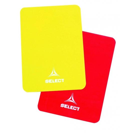 Картки арбітра Select Referee cards