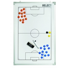 Тактична дошка SELECT Tactics board alu - football