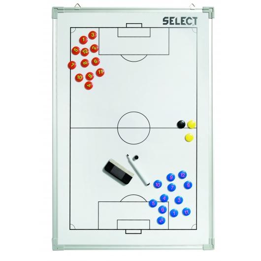 Тактична дошка SELECT Tactics board alu - football