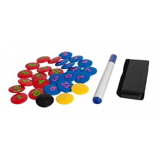 Набір аксесуарів для тактичних дошок SELECT Magnet set