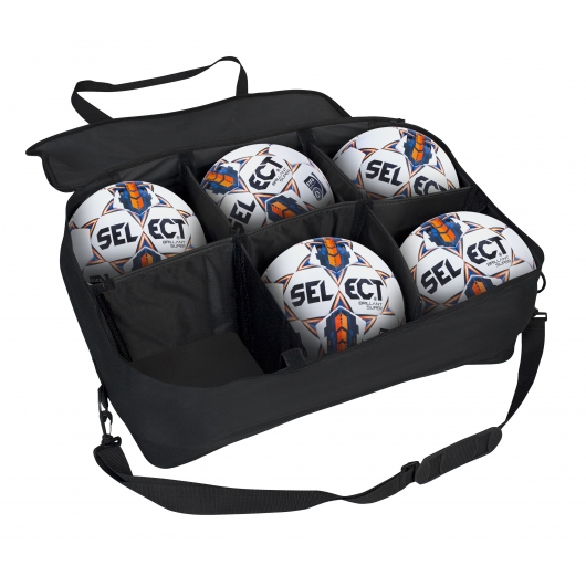 Сумка для м'ячів SELECT Match ball bag for 6 handballs