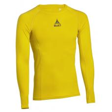 Термофутболка SELECT Baselayer shirt with long sleeves (L/S)