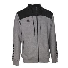Толстовка SELECT Oxford zip hoodie