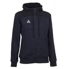 Толстовка SELECT Oxford zip hoodie women