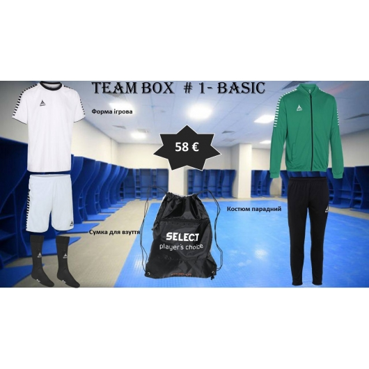 SELECT TEAM BOX #1 - BASIC