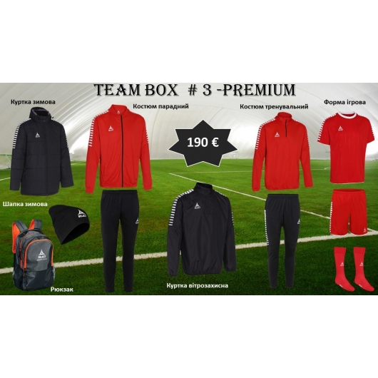 SELECT TEAM BOX #3 - PREMIUM