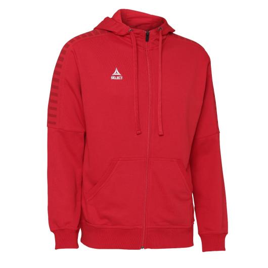 Толстовка SELECT Torino zip hoodie