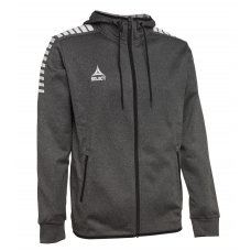 Спортивная куртка SELECT Monaco zip hoodie