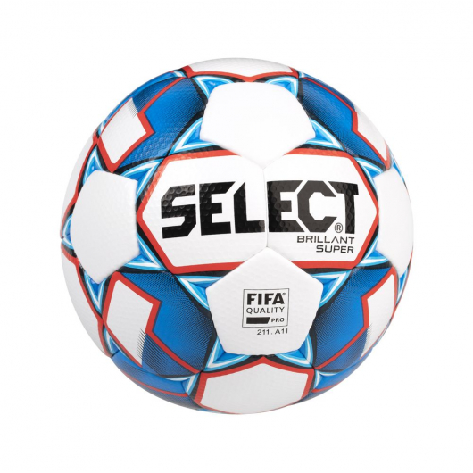 М'яч футбольний SELECT Brillant Super (FIFA QUALITY PRO)